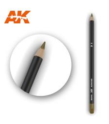 AK10036 Watercolor Pencil Bronze - Воден молив за моделизъм (1 брой)