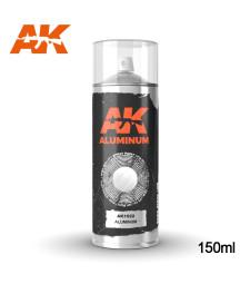 AK1022 Aluminum - Спрей 150 ml