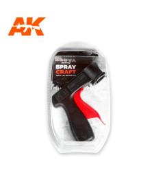 AK1050 SPRAY CRAFT Spray Can Trigger Grip - Пистолет за спрей бои
