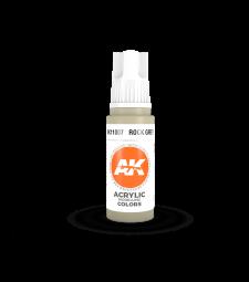 AK11007 Rock Grey  (17 ml) - Акрилни бои от ново поколение