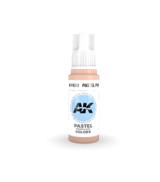 AK11059 Pastel Pink  (17 ml) - Акрилни бои от ново поколение