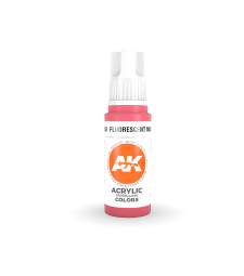 AK11068 Fluorescent Magenta (17 ml) - Акрилни бои от ново поколение