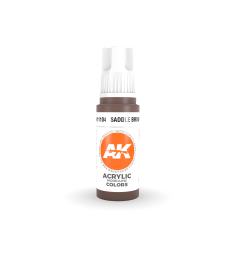 AK11104 Saddle Brown  (17 ml) - Акрилни бои от ново поколение