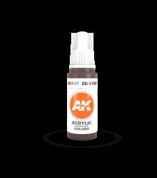 AK11107 Dark Rust  (17 ml) - Акрилни бои от ново поколение