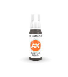 AK11113 Chocolate (Chipping) (17 ml) - Акрилни бои от ново поколение