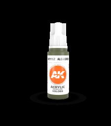AK11152 Alga Green  (17 ml) - Акрилни бои от ново поколение
