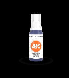 AK11179 Ultramarine  (17 ml) - Акрилни бои от ново поколение