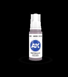 AK11202 Anodized Violet (17 ml) - Акрилни бои от ново поколение