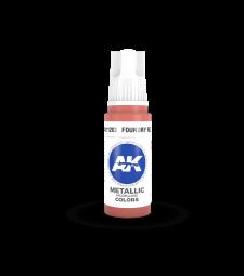 AK11203 Foundry Red (17 ml) - Акрилни бои от ново поколение