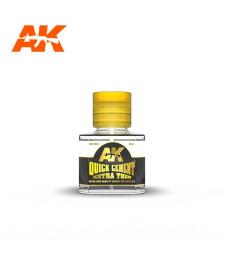 AK12001 Extra Thin Quick Cement (40 ml) - Бързосъхнещо лепило