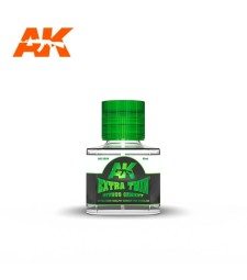 AK12004 Extra Thin Citrus Cement (40 ml) - Лепило с цитрусов аромат