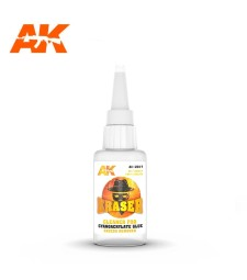 AK12017 ERASER – CLEANER FOR CYANOCRYLATE GLUE EXCESS REMOVER (20 g) - Средство за почистване на цианоакрилатни лепила