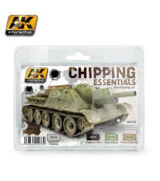 AK138 CHIPPING ESSENTIALS - Ерозиращ комплект (3 x 35 ml)