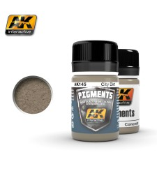 AK145 CITY DIRT  (35 ml) - Пигмент