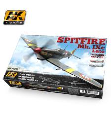 1:48 Британски изтребител SPITFIRE Mk. IX C. LATE