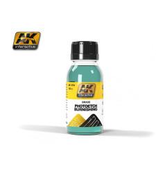 AK-174 BRUSH PHOTOETCHE BURNISHING (100 ml) - Помощен продукт