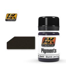 AK2041 BURNT JET ENGINE  (35 ml) - Пигмент