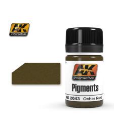 AK2043 OCHER RUST  (35 ml) - Пигмент