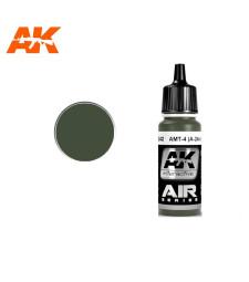 AK2242 AMT-4 (A-24m) Green - Акрилна боя за авиация (17 ml)