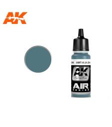 AK2244 AMT-7 (A-28m) Light Blue - Акрилна боя за авиация (17 ml)