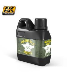 AK-236 WASHABLE AGENT - Акрилни помощни продукти (100 ml)