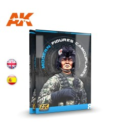 AK247 AK Learning 8 - Modern Figures Camouflages (на английски език)