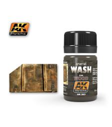 AK-263 WASH FOR WOOD - Ерозиращ продукт (35 ml)