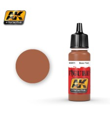 AK3011 BASE FLESH - Акрилна боя за фигури (17 ml)
