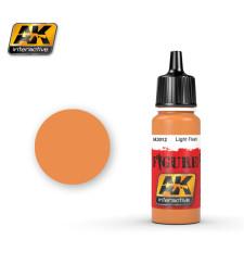 AK-3012 LIGHT FLESH - Акрилна боя за фигури (17 ml)