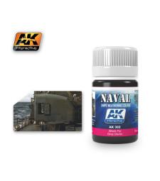 AK-302 WASH FOR GREY DECKS  (35 ml) - Ерозиращ продукт за кораби