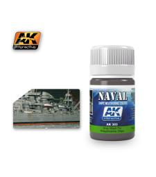 AK303 GREY WASH FOR KRIEGSMARINE SHIPS   (35 ml) - Ерозиращ продукт за кораби