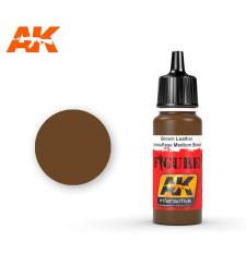 AK3031 Brown Leather / Camouflage Medium Brown - Акрилна боя за фигури (17 ml)