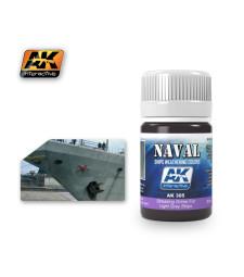 AK305 STREAKING GRIME FOR LIGHT GREY SHIPS   (35 ml) - Ерозиращ продукт за кораби