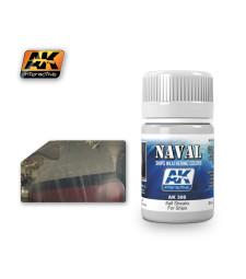 AK306 SALT STREAKS FOR SHIPS   (35 ml) - Ерозиращ продукт за кораби
