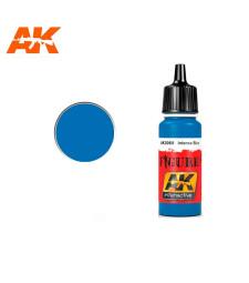 AK3069 Intense Blue - Акрилна боя за фигури (17 ml)