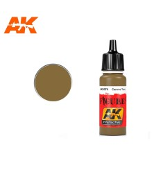AK3076 CANVAS TONE 65 - Акрилна боя за фигури (17 ml)