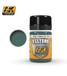 AK4162 LIGHT FILTER FOR GREEN VEHICLES - Ерозиращ продукт (35 ml)