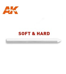 AK4178 WHITE CHALK LEAD