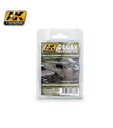 AK4180 DECAY & ABANDONED - Ерозиращ комплект (3 x 35 ml)