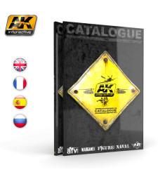 AK425 AK Interactive Каталог на аглийски език