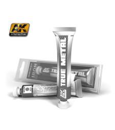 AK-459 TRUE METAL IRON  (20 ml) - Восъчен металайзер