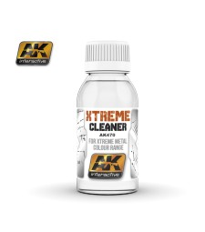 AK-470 XTREME CLEANER for Xtreme Metal Colour Range  (100 ml)