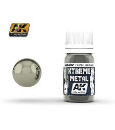 AK482 XTREME METAL DURALUMINIUM  (30 ml) - Металайзер Xtreme