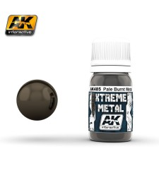 AK-485 XTREME METAL PALE BURNT METAL  (30 ml) - Металайзер Xtreme