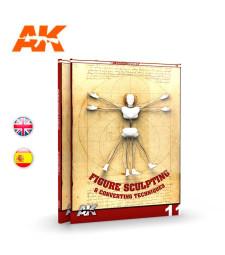 AK512 AK LEARNING 11: FIGURE SCULPTING & CONVERTING TECHNIQUES (на английски език)