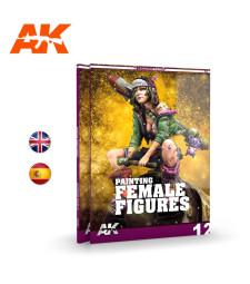 AK520 AK LEARNING 12: PAINTING FEMALE FIGURES (на английски език)