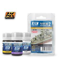 AK556 SHIPS VOL.2 - Ерозиращ комплект (3 x 35 ml)