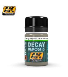 AK675 DECAY DEPOSIT FOR ABANDONED VEHICLES - Ерозиращ продукт (35 ml)