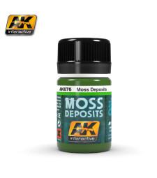 AK676 MOSS DEPOSIT - Ерозиращ продукт (35 ml)