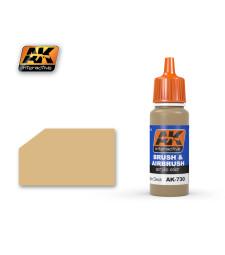 AK730 WOODEN DECK - Акрилна боя от синя серия (17 ml)